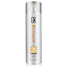 Global Keratin Cream Developer - Окислитель к краске 1000 мл.