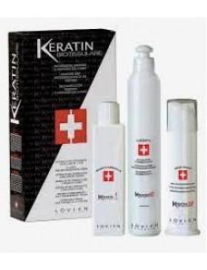 Lovien Keratin Hair Reconstruction System Система глубокого восстановления волос с кератином