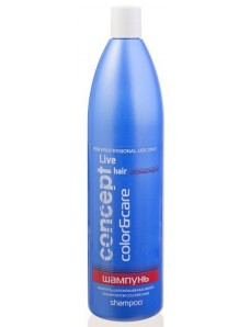 Concept Live Hair Шампунь для окрашенных волос 1000 мл