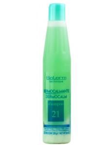Salerm Cosmetics Dermocalmante Шампунь успокаивающий, 250 мл.