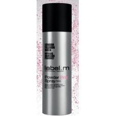 Label.m Powder Spray Pink Розовый спрей для волос, 150 мл.
