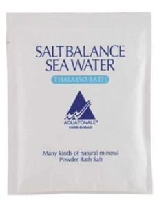 Aquatonale Соль морская с пониженным содержанием NaCl, 300 г.