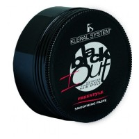 Kleral System Black Out Line Smoothing Paste I Freestyle Паста для выравнивания вьющихся волос, 100 мл