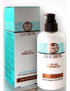 Barex OLIOTESA - Увлажняющий кондиционер для тонких и светлых волос, 250 мл