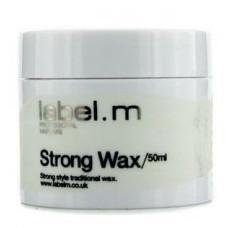 Label.m Strong Wax - Воск сильной фиксации, 50 мл
