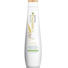 Matrix biolage exquisite oil shampoo Питательный шампунь глубокого восстановления
