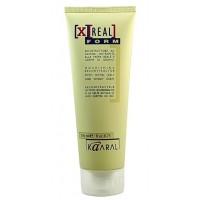 AKЦИЯ - Kaaral X-Real Reconstructor Cream - Восстанавливающий крем-кондиционер с маточным молочком и пшеничным протеином 250 мл