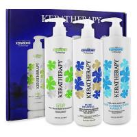 Keratherapy Diora Pure Renewal Набор 3 шага (очищающий шампунь+кератин+маска)