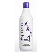 Concerto Keratin Based Shampoo - Восстанавливающий шампунь с кератином, 1000 мл