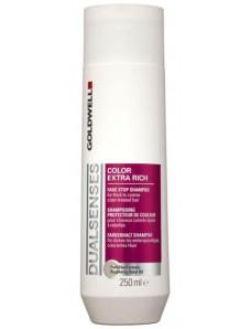 Goldwell Dualsenses Color Extra Rich Шампунь увлажняющий для окрашенных волос, 250 мл.