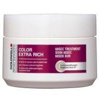 Goldwell Dualsenses Color Extra Rich 60sec Интенсивная маска для окрашенных волос 200 мл