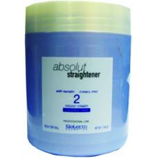 Salerm Absolut Straightener Relaxer Cream 2 Крем для выпрямления 500 мл