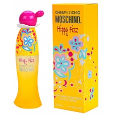 Moschino Cheap & Chic Hippy Fizz Туалетная вода 100 мл