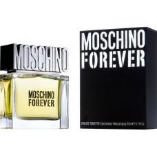 Moschino Forever men Туалетная вода, 50 мл