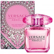 Versace Bright Crystal Absolu - Парфюмерная вода, 90 мл