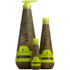 Macadamia natural oil Moisturizing Rinse Кондиционер увлажняющий на основе масла макадамии 300 мл.