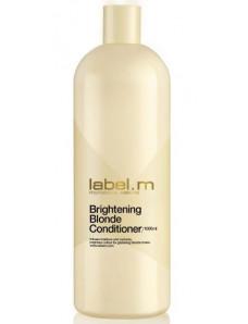 Label.m осветляющий кондиционер для блондинок