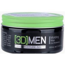 Schwarzkopf Professional 3D Mension Molding Wax Моделирующий воск для волос, 100 мл