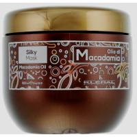 Kleral Macadamia Silky Mask - Маска - шелк, 500 мл