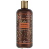 Kleral Hydration Shampoo Увлажняющий шампунь с маслом макадамии, 500 мл/1000 мл