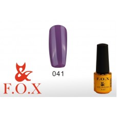 F.O.X Pigment тон 041 Гель-лак для ногтей, 6 мл