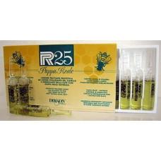 Dikson P.R.25 РАРРА REALE Лосьон для тонких волос, склонных к выпадению (беременность), с тонизирующим и стимулирующим эффектом на основе натурального маточного молочка 10х10 мл.