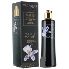 Kleral System Orchid Oil Шампунь с маслом орхидеи, марулы, кератином, 200 мл