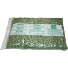 NORMA de DURVILLE Зеленый воск с азуленом в гранулах, 1 кг