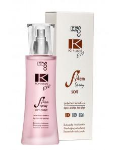 BBCOS Kristal Evo Spray Soft - Глубокое восстановление Спрей деликатный для волос, 100 мл