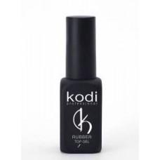 Kodi Rubber Top Каучуковое верхнее покрытие для гель лака 12 мл
