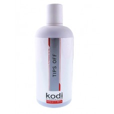 Kodi Tips Off Жидкость для снятия гель-лака и акрила 250 мл