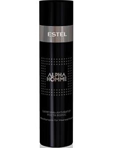 Estel ALPHA HOMME Шампунь-активатор роста волос, 250 мл.