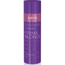 Estel Prima Blonde Серебристый бальзам для холодных оттенков блонд, 200 мл.