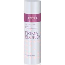 Estel PRIMA BLONDE Блеск-бальзам для светлых волос, 200 мл.