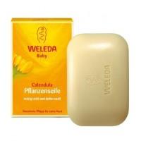 Weleda Pастительное детское мыло с календулой (Calendula-Pflanzenseife) 100 г