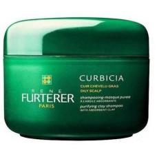 Rene Furterer Curbicia Purifying Clay Shampoo Очищающий шампунь-маска Курбисия с глиной 250мл