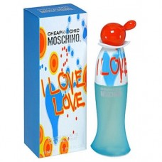 Moschino Cheap And Chic I Love Love 100 мл.