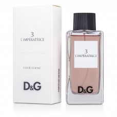 Dolce & Gabbana D&G Anthology L`Imperatrice 3 Туалетная вода 100 мл
