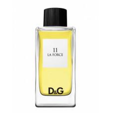 Dolce & Gabbana D&G Anthology La Force 11 Туалетная вода (тестер) 100 мл
