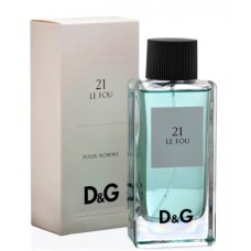Dolce & Gabbana D&G Anthology Le Fou 21 Туалетная вода 50 мл