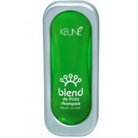 """Keune Blend De-Frizz Shampoo Шампунь """"Контроль"""" для вьющихся волос  300 мл"""