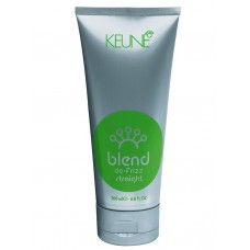 Keune Blend De-Frizz Straight Крем КОНТРОЛЬ для укладки волос 200 мл