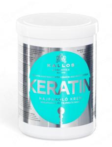 Kallos Cosmetics Keratin Hair Mask Маска с кератином 1000 мл