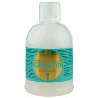 Kallos Keratin Shampoo Шампунь с кератином и молочным протеином 1000 мл