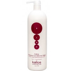 Kallos Cosmetics intensive conditioner mask Маска-кондиционер для волос интенсивная 1000 мл