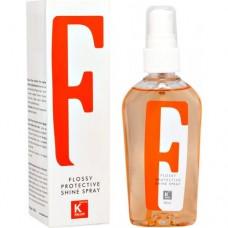Kallos Flossy crystal fluid Флюид для защиты светлых волос, 80 мл