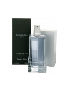 Calvin Klein Contradiction For Men Туалетная вода 100 мл