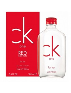 Calvin Klein CK One Red Edition Her Туалетная вода 50 мл