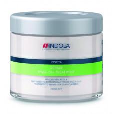 Indola Innova Repair Rinse Off Treatment Маска восстанавливающая для поврежденных волос 200/1000 мл