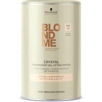 Schwarzkopf Professional BlondMe Crystal Transparent Gel Прозрачная обесцвечивающая пудра 450 г